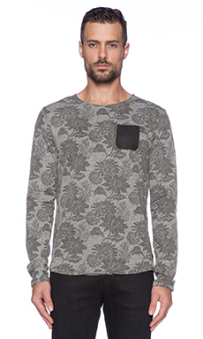 Scotch & Soda Crewneck in Grey