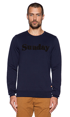Scotch & Soda Crewneck sweat in Indigo