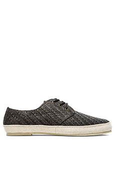 Scotch & Soda Structured Loafers in Black