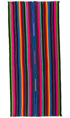 STELA 9 Playa Coco Beach Blanket in Multi
