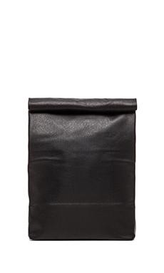 Stampd Medium Bodega Bag in Black