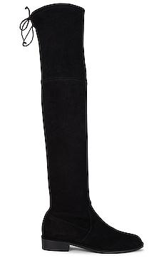 Stuart Weitzman Lowland Boot in Black