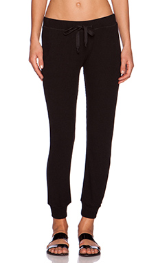 Stillwater The Track Pant in Black