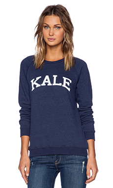 Sub_Urban RIOT Kale Sweatshirt in Navy