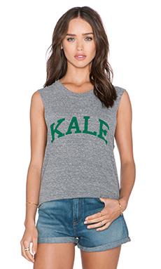 Sub_Urban RIOT Kale Muscle Tank in Heather