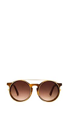 Sunday Somewhere Matahari Sunglasses in Mid Choc Tort