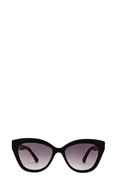 Sunday Somewhere Pearl Sunglasses in Black