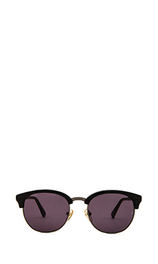 Sunday Somewhere Kendall Sunglasses in Black