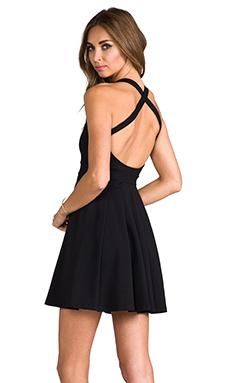 Susana Monaco Kit Dress in Black