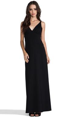 Susana Monaco Jil Maxi Dress in Black