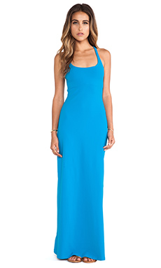 Susana Monaco Racer Maxi Dress in Horizon