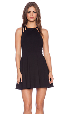 Susana Monaco Orla Dress in Black