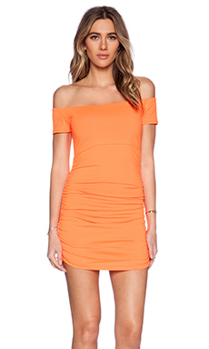 Susana Monaco Jona Dress in Lava