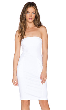 Susana Monaco Cameron Strapless Dress in Sugar