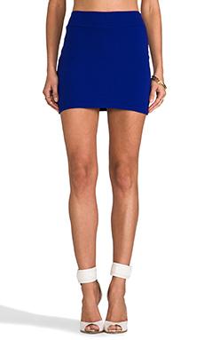Susana Monaco Slim Skirt in Glacier
