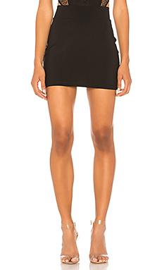 Susana Monaco Slim Skirt in Black