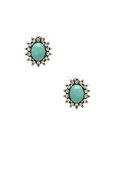 Samantha Wills Fall into the Sky Earrings in Turquoise