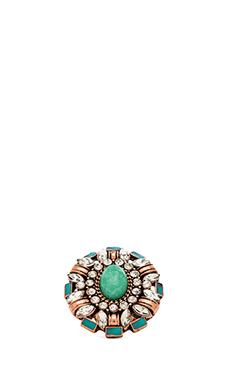 Samantha Wills Rumorous Ring in Turquoise