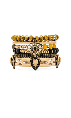 Samantha Wills Dawns Whisper Bracelet Set in Multi