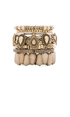 Samantha Wills Southern Sun Bracelet Set in Cream