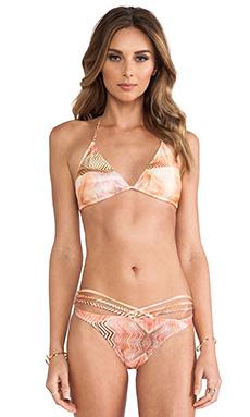 Tallow Elysium Tri Bikini in Psychedelic
