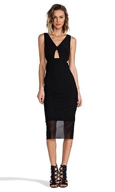 Three Floor Sterling Dress in Black