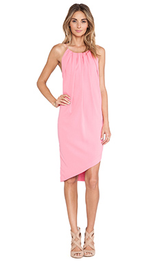 Three Floor Bright Young Thing Dress in Bubblegum Pink