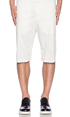 Tiger of Sweden Jogger 3GW Cotton Shorts in White
