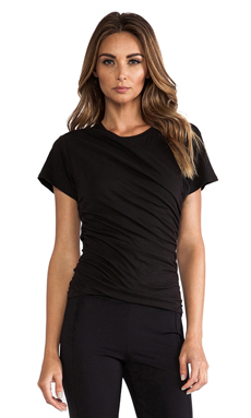 Theory 38 Tact Top in Black
