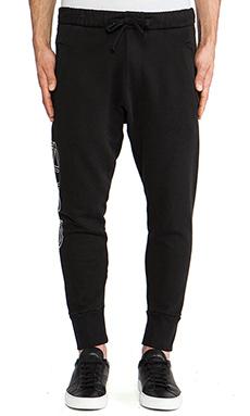 THE/END Heavy Metal Pant in True Black