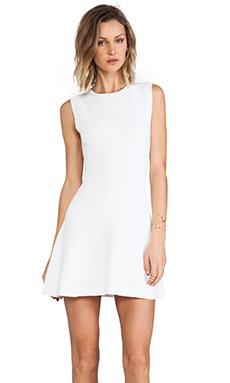 Theory Nikayla Dress in White