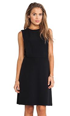 Theory Rimlan Dress in Black