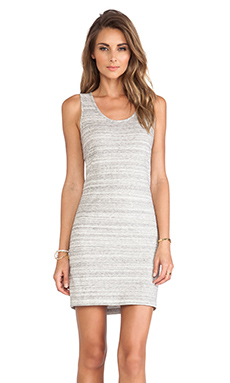 Theory Wisha Dress in Grey Multi