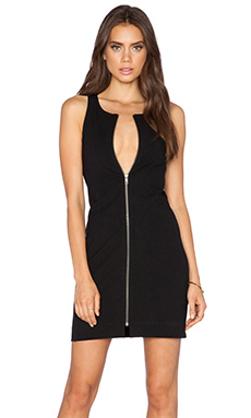 Theory Zecien Dress in Black