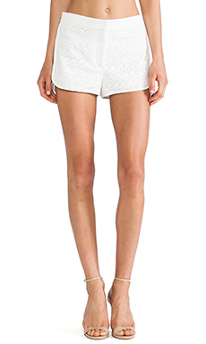 Theory Ellice Nadrea Short in White