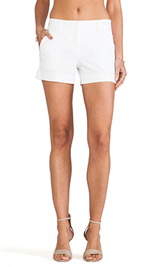 Theory Kasim Short in White