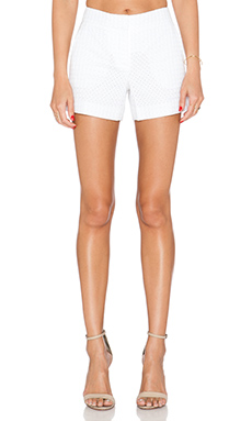 Theory Blaynee 2E Short in White