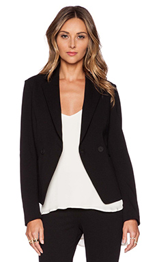 Theory Selkaey Blazer in Black
