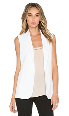 Theory Adar Vest in White