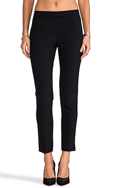 Theory Ibbey 2 Skinny Trouser in Black