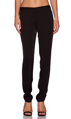 Theory Termin Pant in Black