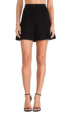 Theory Gida Skirt in Black