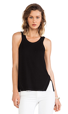 Theory Inglis Tank in Black