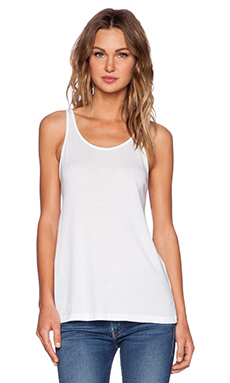 Theory Peyria Tank in White