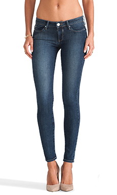 BEHATI x thvm Skinny in Indigo