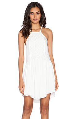 Tiare Hawaii Verona Dress in Cream