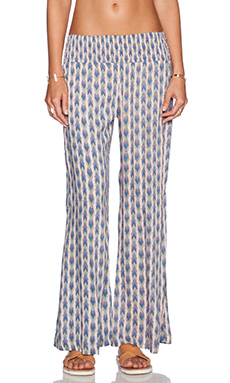 Tiare Hawaii Pipeline Pant in Blue Arrow