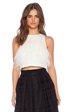 FEATHER CROP TANK