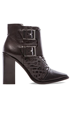 Tibi Piper Boot in Black