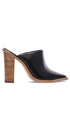 Tibi Windsor Heel in Black